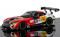 ARC AIR SCALEXTRIC C1356 - Ultimate Rivals Set - Mercedes AMG GT3