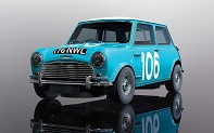 SCALEXTRIC C3913 - Downton Mini Cooper 1962 Targa Florio