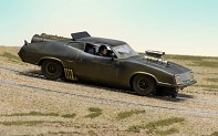 SCALEXTRIC C3983 - Ford XB Falcon