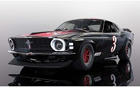 SCALEXTRIC C4014 - Ford Mustang Trans Am 1972 - John Gimbel