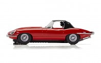 SCALEXTRIC C4032 - Jaguar E-Type - Red 848CRY