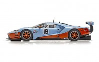 SCALEXTRIC C4034 - Ford GT GTE Gulf Edition
