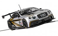 SCALEXTRIC C4057A - Bentley Continental GT3