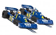 SCALEXTRIC C4084A - Tyrrell P34 - Swedish GP 1976