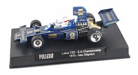 Lotus 72D - n.2 South Africa Championship 1975 CAR02E Auto Policar
