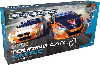 Scalextric BTCC Touring Car Battle Set