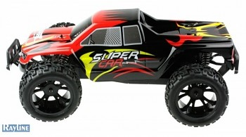 Monster Truck Rayline Funrace 2WD - 1:10