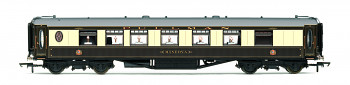 Vagón osobní HORNBY R4738 - Pullman First Class Kitchen Car 'Minerva'