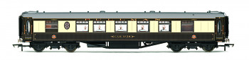 Vagón osobní HORNBY R4741 - Pullman Second Class Kitchen Car 'Car No.58'