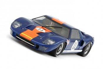 Slot It CA18D Ford GT40, #11, 1st Daytona 1967