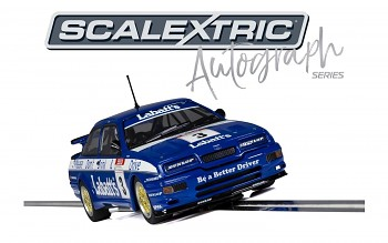 Ford Sierra RS500, Tim Harvey - Autograph Series