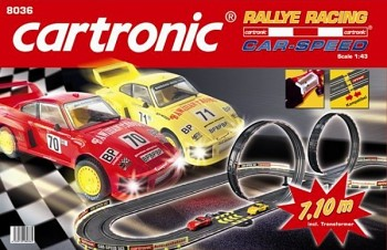 Autodráha Cartronic Car-Speed - Racing Rallye