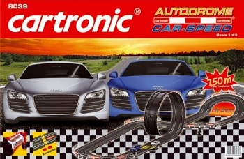 Autodráha Cartronic Car-Speed - Autodrom