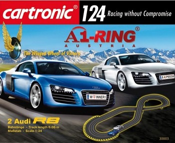 Autodráha Cartronic A1 - Ring Austria
