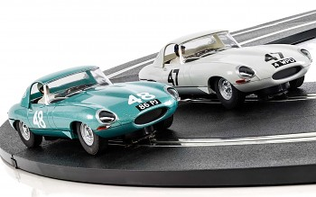 Legends Jaguar E-type 1963 International Trophy Twin Pack - Limited Edition