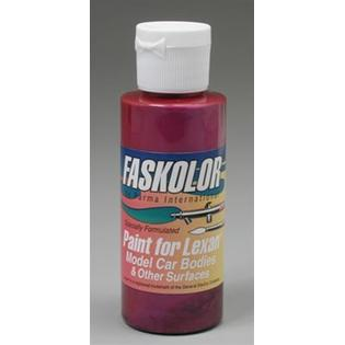 Barva FASKOLOR FasEscent Candy Red