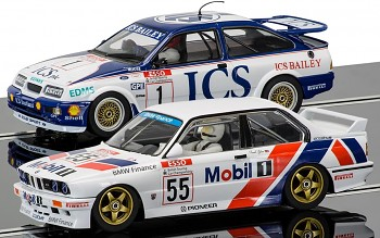 LTouring Car Legends - Ford Sierra RS500 vs BMW E30 - Limited Edition