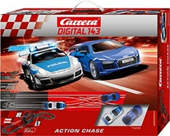Autodráha Carrera D143 40033 Action Chase