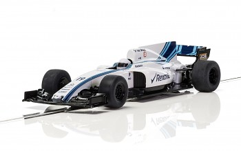 Williams FW40 Car - Autíčko Super Resistant SCALEXTRIC C3955