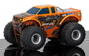 Team Monster Truck Growler - Autíčko Super Resistant SCALEXTRIC C3779
