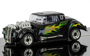 Team Hot-Rod - blue - SCALEXTRIC QUICK BUILD Super Resistant SCALEXTRIC C3708