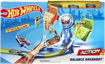 Hot Wheels Balance Breakout - Zrádné váhy