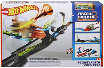 Hot Wheels Rocket Launch Challenge