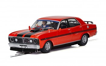 Ford XY Road Car - Candy Apple Red - Autíčko SCALEXTRIC C3937