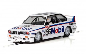 BMW E30 M3 1988 Peter Brock Bathurst #56 - Autíčko SCALEXTRIC C3929