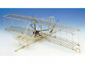 MODEL AIRWAYS Wright Flyer 1:16 kit