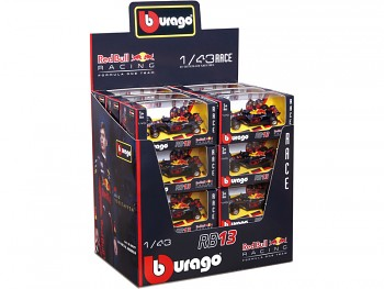 Bburago Red Bull Racing RB13 1:43 24ks