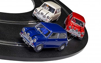 Mini Diamond Edition - Commemorative Triple Pack - Autíčka Limited Edition SCALEXTRIC C4030A
