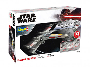 EasyClick SW 06890 - X-Wing Fighter (1:29)