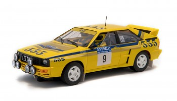 AUDI QUATTRO 2.0 Rally - No 9