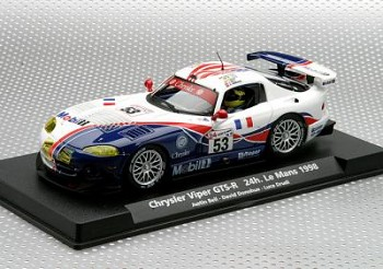 New DODGE VIPER GTS-R winner LeMans 1998 (No.53) New DODGE VIPER GTS-R winner LeMans 1998 (No.53)