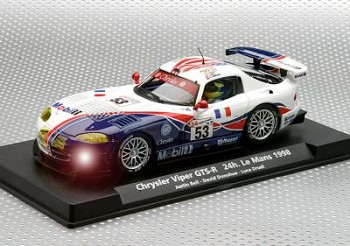 New DODGE VIPER GTS-R winner LeMans 1998 (No.53)