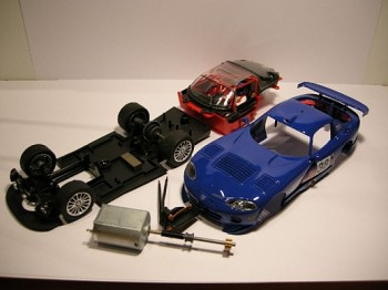 FLY FAST KIT - Chrysler Viper GTS-R
