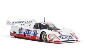 Jaguar XJR12 BudLight # 2, 2nd Daytona´92