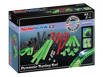 fischertechnik Dynamic Plus Dynamic Tuning Set
