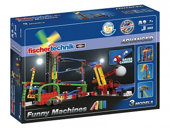 fischertechnik Advanced Funny Machines