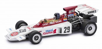 Lotus 72 - Brands Hatch GP 1972 Dave Charlton CAR02E Policar