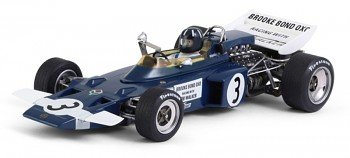 Lotus 72 - Oulton Park 1970 Graham Hill CAR02B Policar