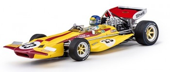 March 701 - Monaco GP 1970 - Ronnie Peterson CAR04E Policar