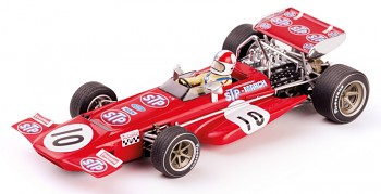 March 701 - Spa GP 1970 - Chris Amon CAR04A Policar