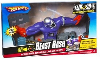 Hot Wheels Beast Bash