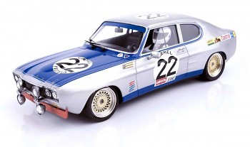 Ford Capri 2600 RS 24h Spa – Francorchamps 1971