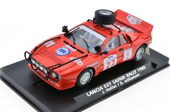 Lancia 037 Safari Rally 1985
