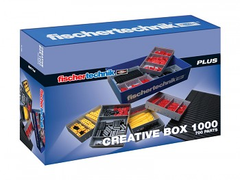 fischertechnik Plus Creative Box 1000