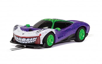 Scalextric Joker Inspired Car - Autíčko GT SCALEXTRIC C4142