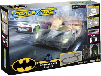 Autodráha SCALEXTRIC C1401M - Batman vs Joker Race